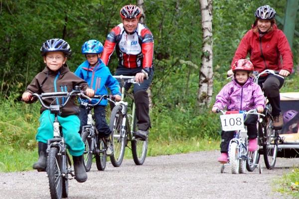 Sykkelritt for alle